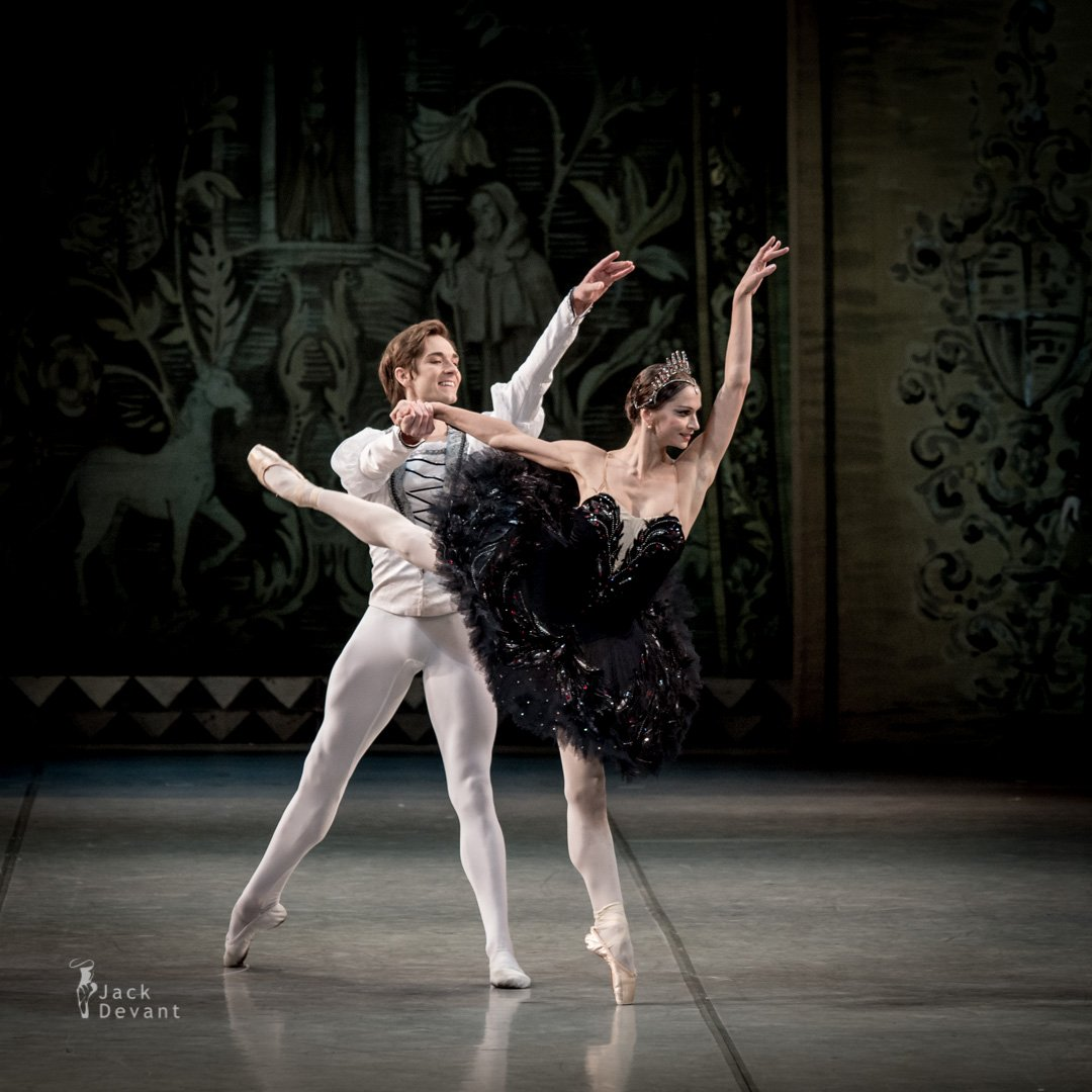 What is your favourite pas de deux?
