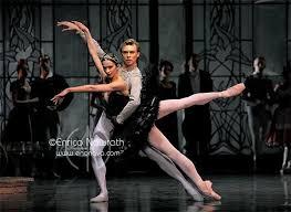 Noch nie ein Ballettgesehen?