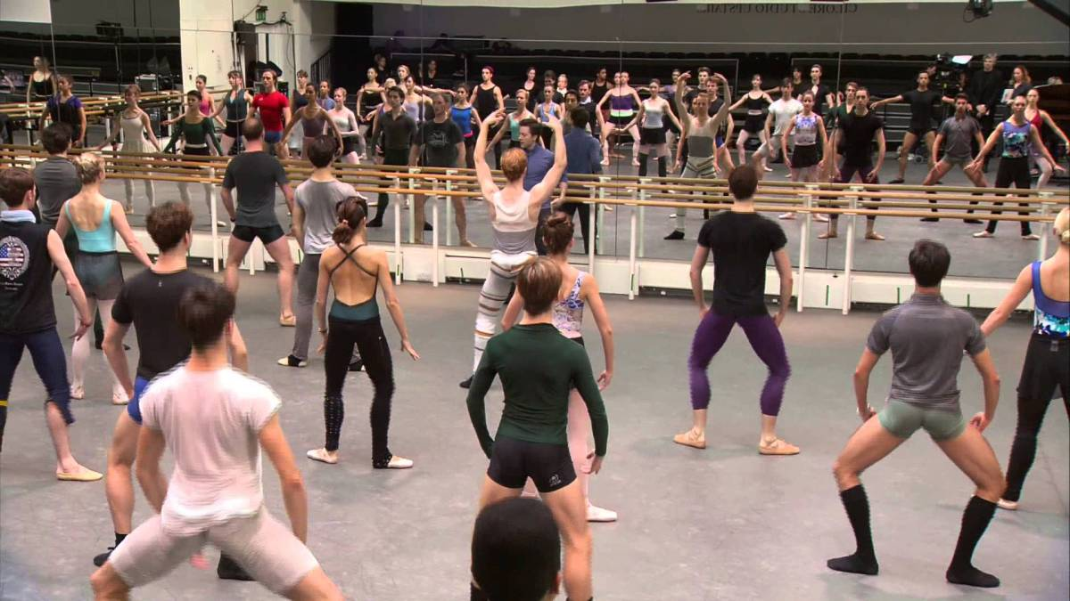 Don't miss the WORLD BALLET DAY 2017