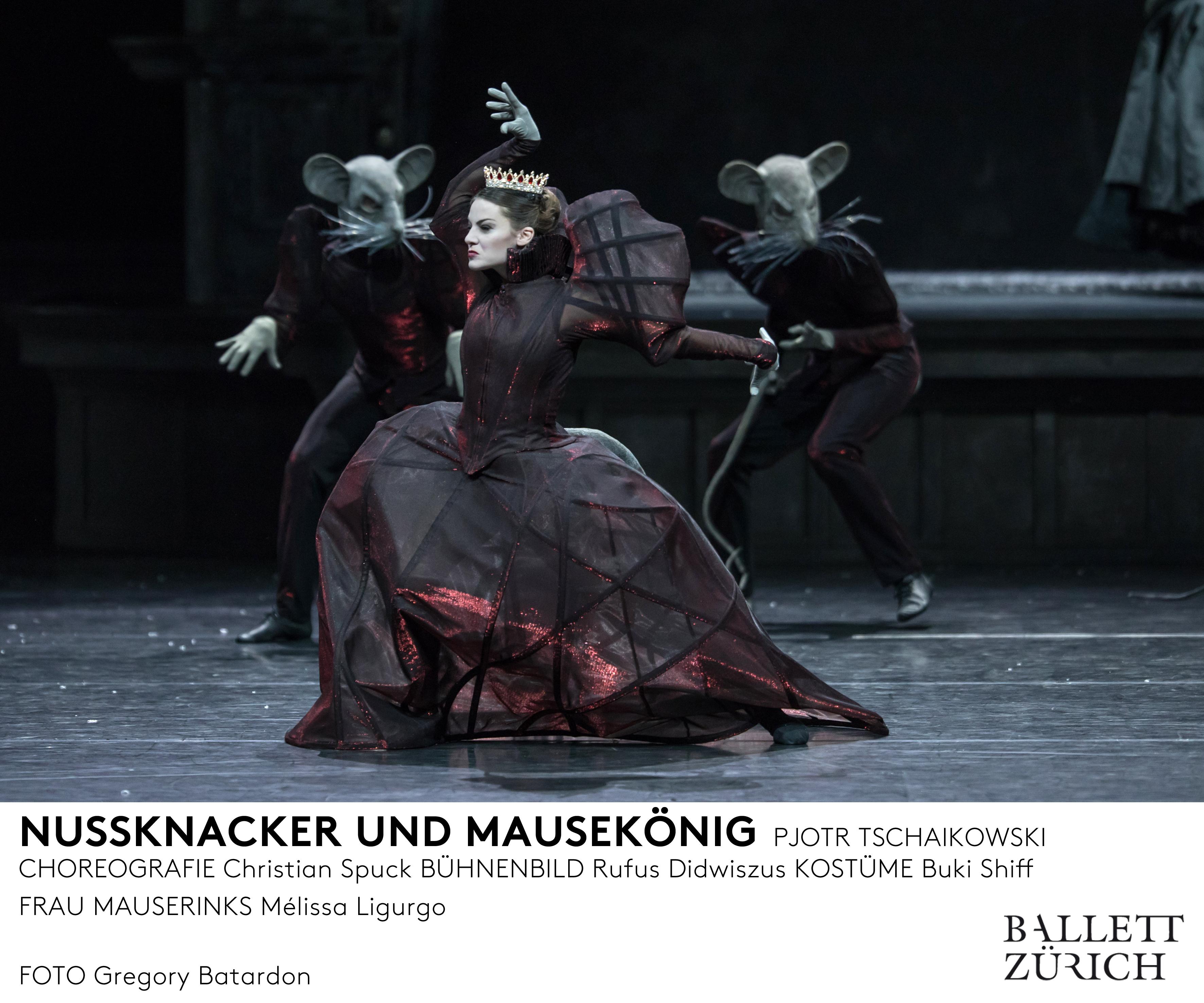 Ballett Zürich - Nussknacker und Mausekönig - 2017/18
