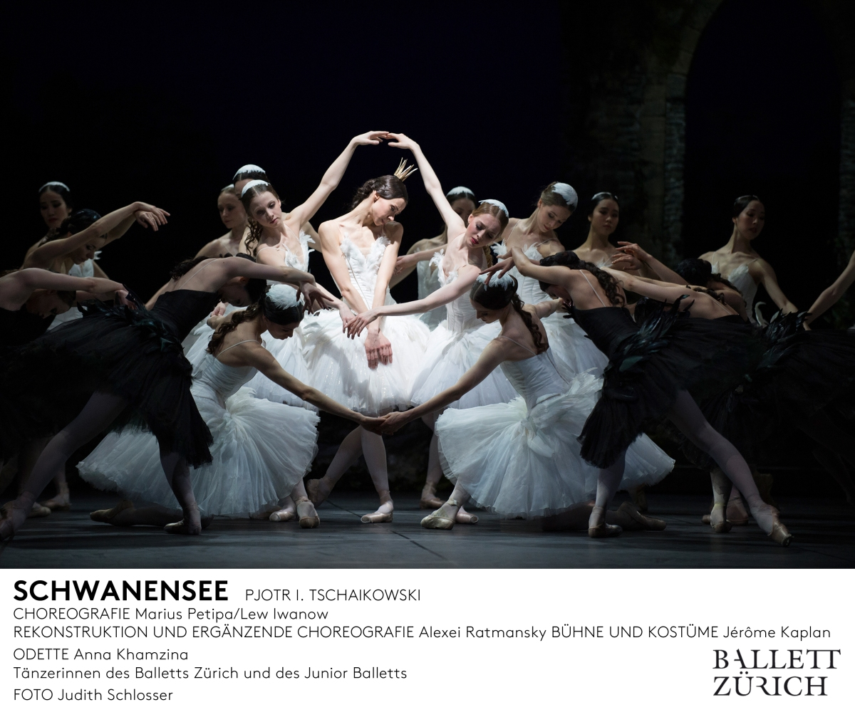 Review: Ratmansky's Reconstruction of Swan Lake – Better? Different?