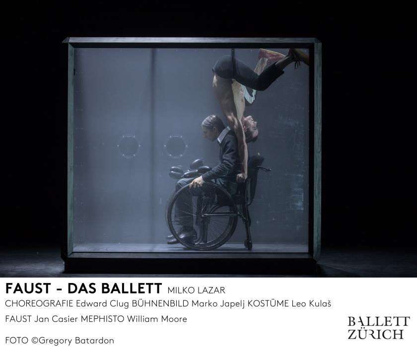 Ballett Zürich - Faust - Das Ballett - 2018