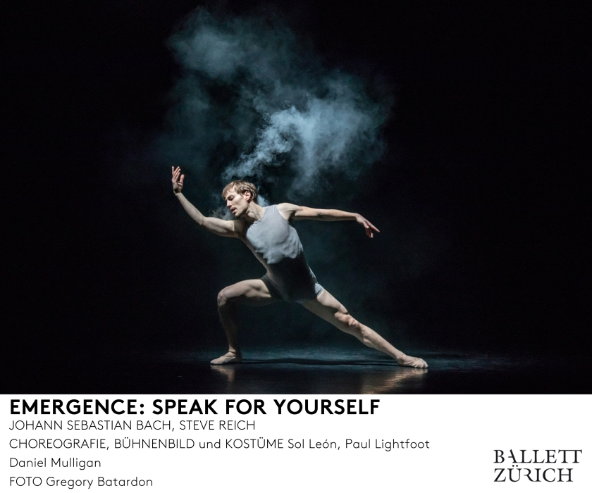 Ballett Zürich - Emergence - Speak for Yourself- 2017/18