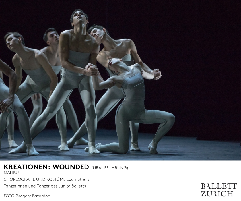 Ballett Zürich - KREATIONEN - Junior Ballett - 2018/19