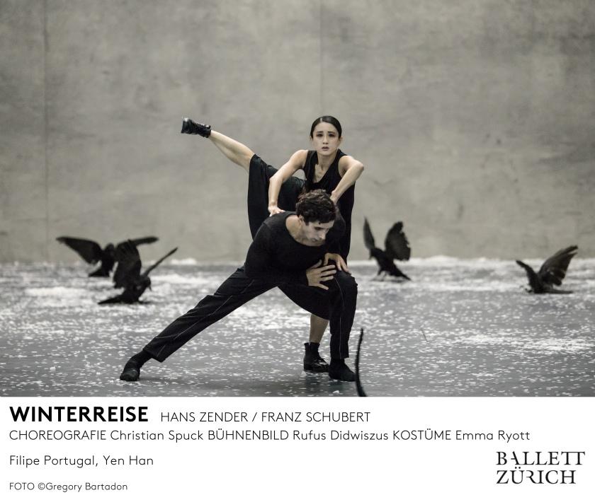 Ballett Zürich - Winterreise - 2018/19