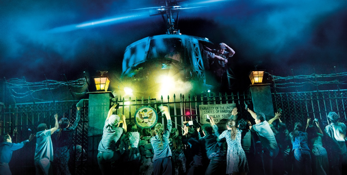 ⭐️⭐️⭐️⭐️⭐️ Miss Saigon im Original