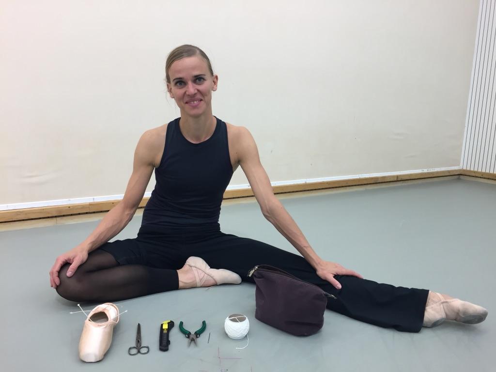 A Ballerina's DailyLife