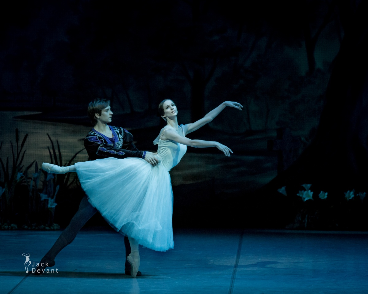 International Ballet Stars at Opera Zürich