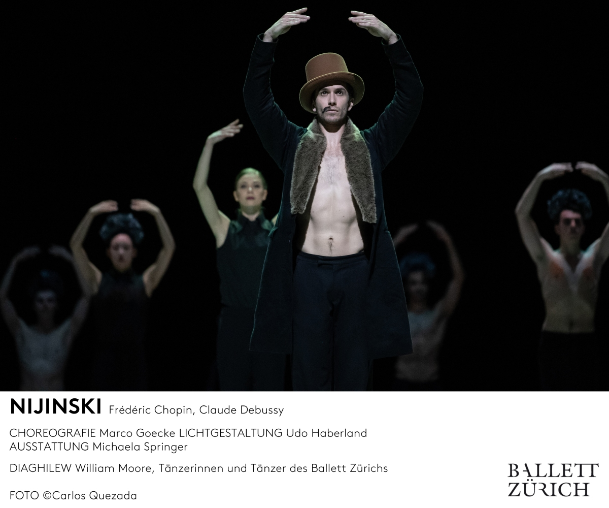 Nijinsky – Genius and Insanity