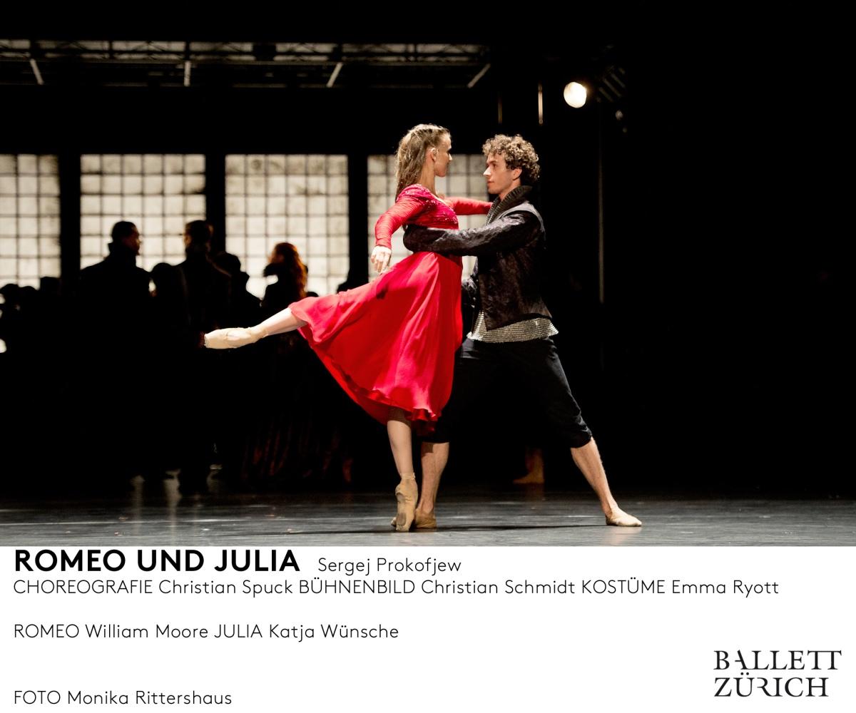 Ballett Zürich -Romeo undJulia