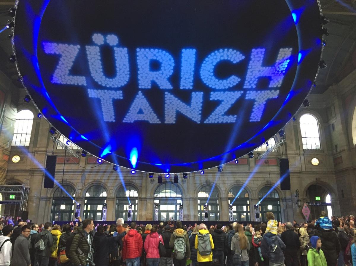 Ganz Zürich tanzt