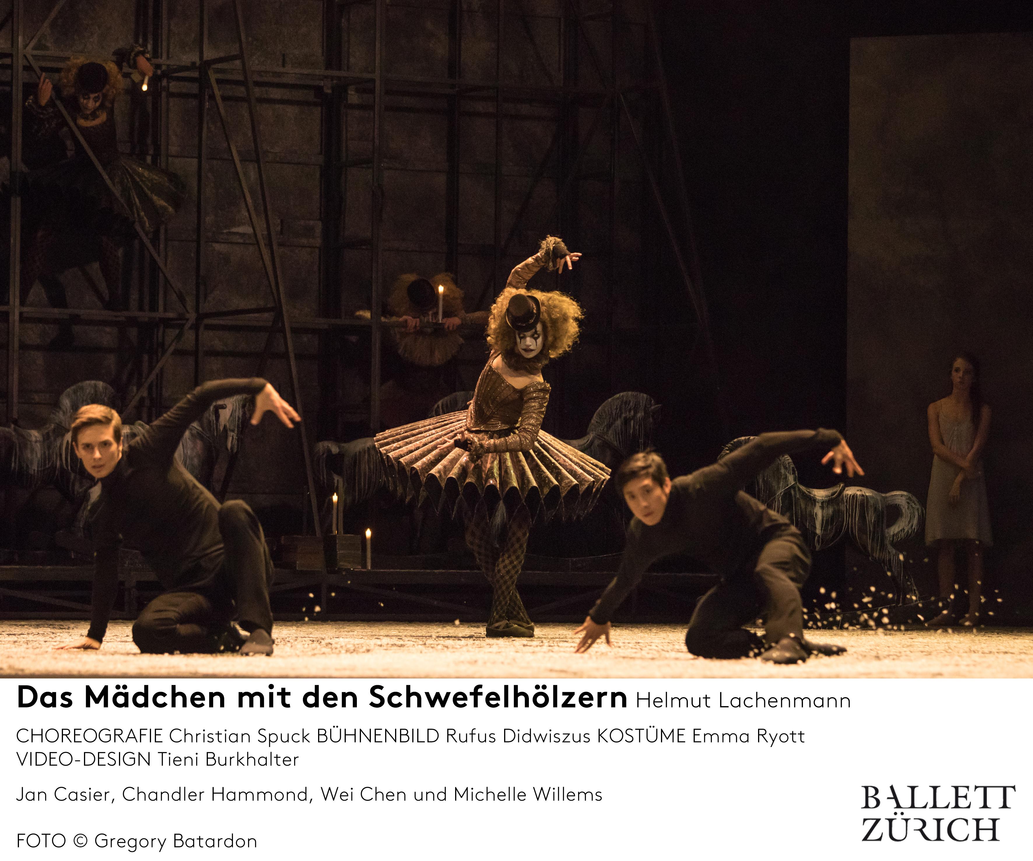 BALLETTMÄRCHEN DER GRAUSAMEN ART – balletloversblog
