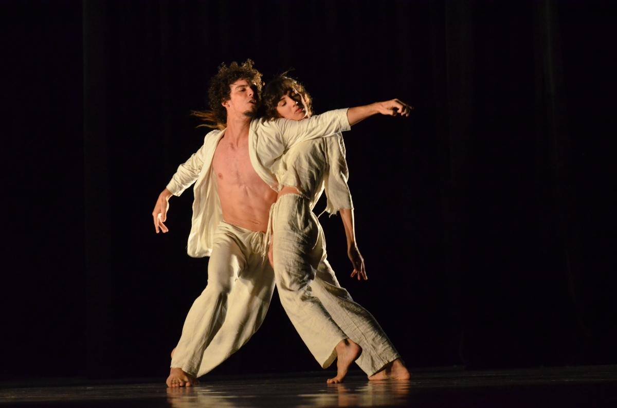 Ausgelassener zeitgenössischer Tanz ausKuba🌟🌟🌟🌟