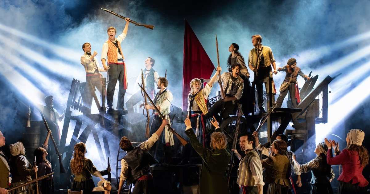LES MISERABLES IN ZÜRICH