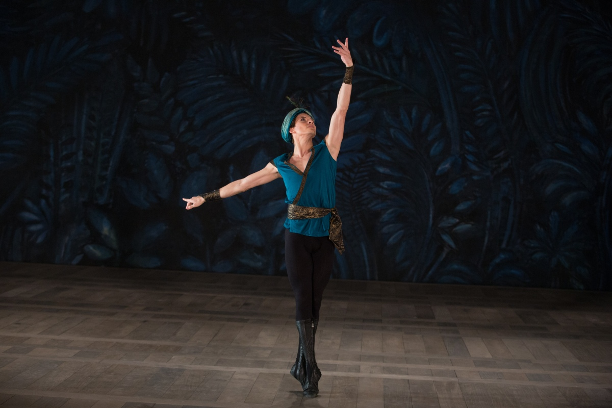 Ballett-DVD zu gewinnen