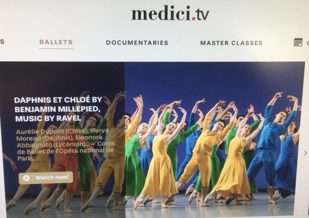 #stayathome Ballettfans