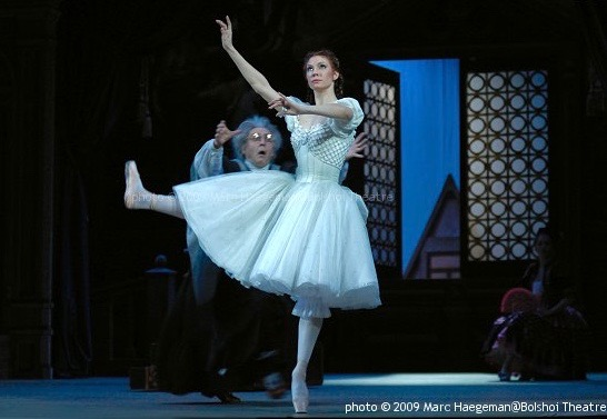 WATCH THE BOLSCHOI BALLET ON MARQUEE.TV