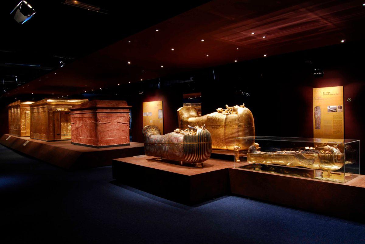 Faszination Tutanchamun
