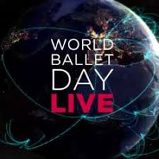 #WorldBalletDay on 29 Oct 2020