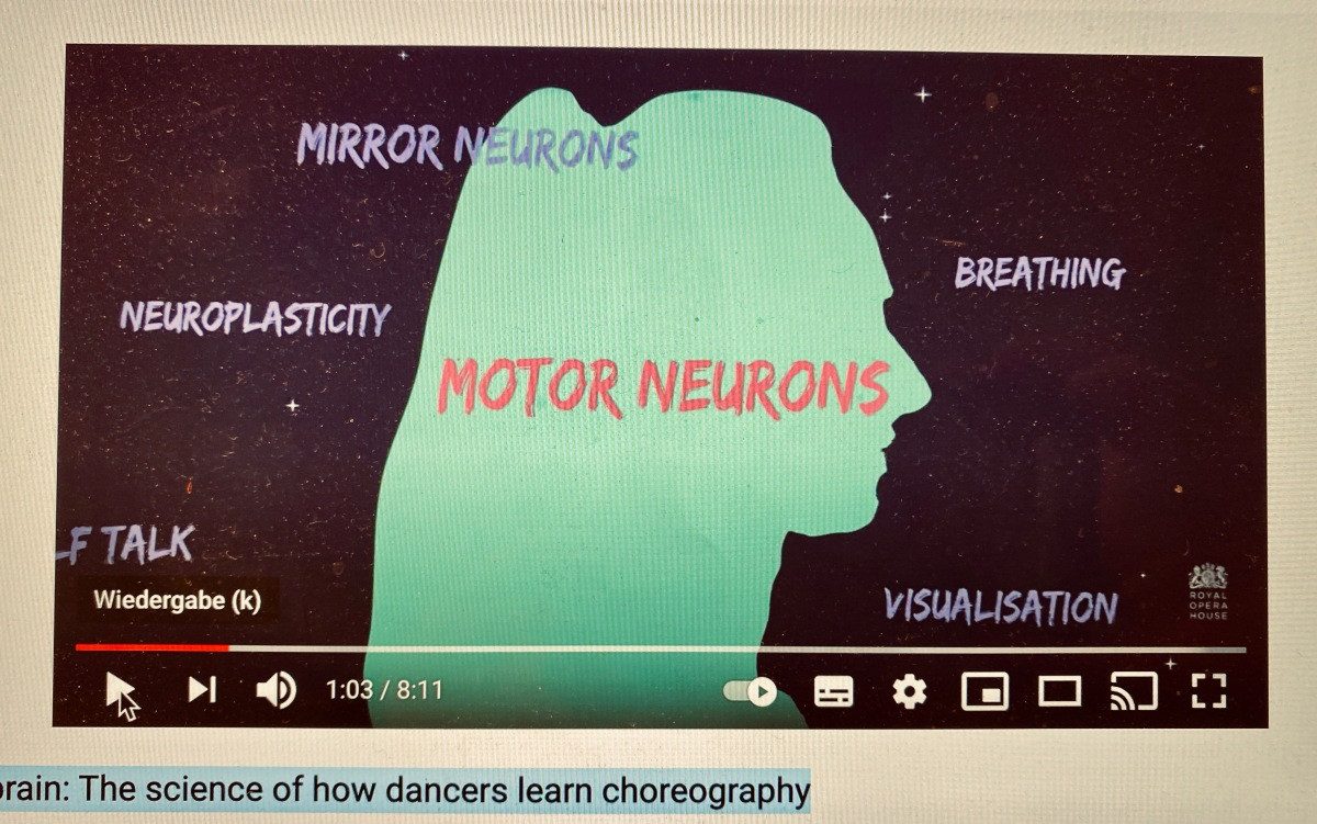 How Dancers Achive Automaticity?