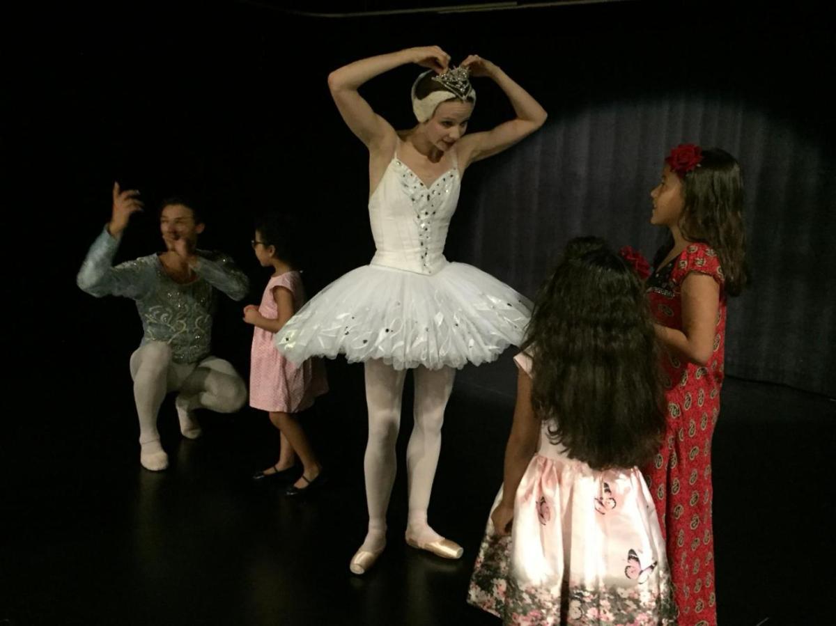 What Dance Can Do? Bring Dance ToChildren!